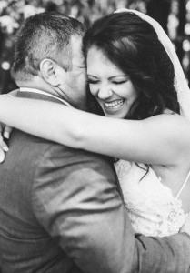 brandon and fiona wedding her laughing not screenshot