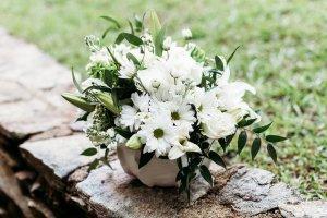 fiona and brandon wedding memorial flowers