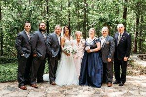 wedding our family