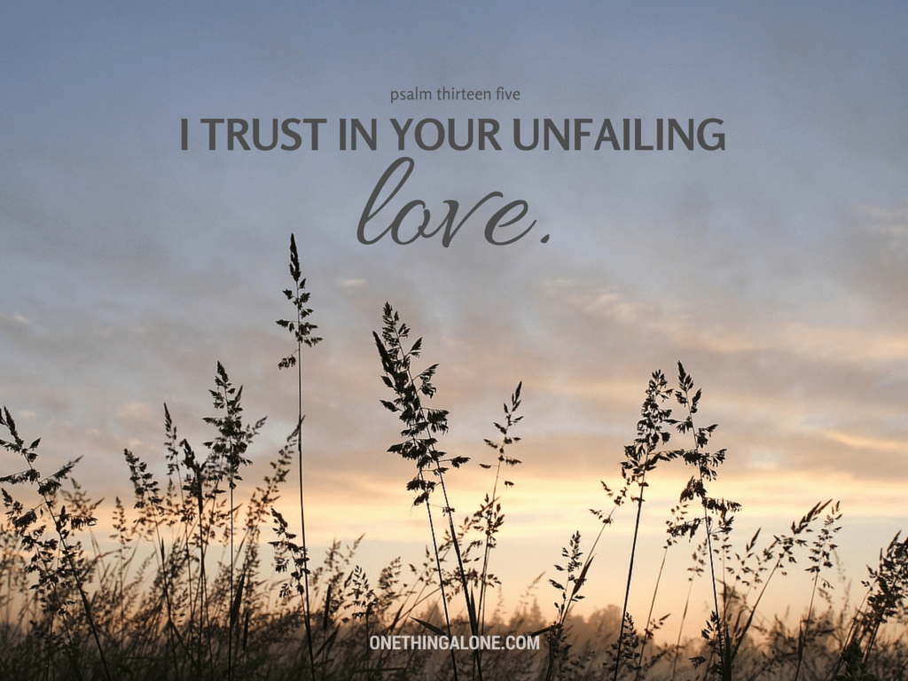 Trusting The Heart Of God