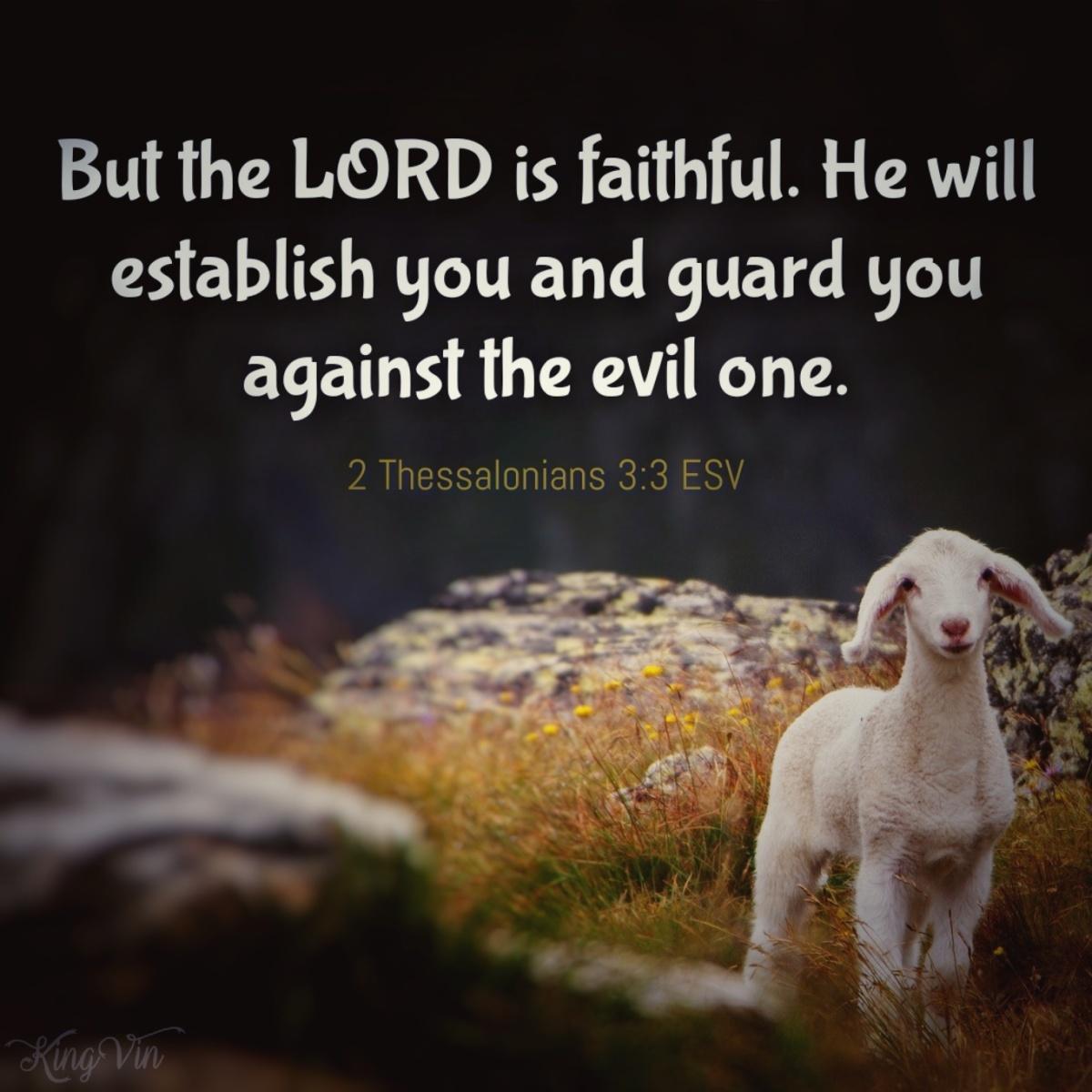 My Faithful God