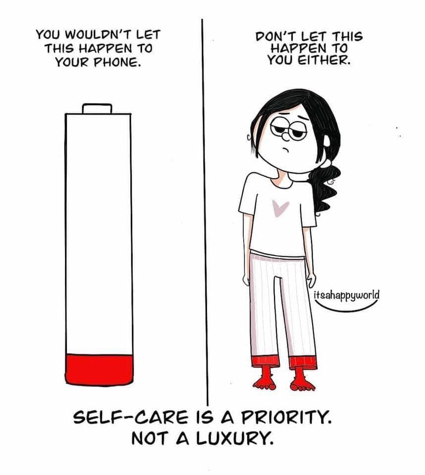 20 In 2020:  Self-Care Goals For The NewYear