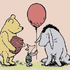 Pooh, Piglet and Eeyore-The Power of Presence